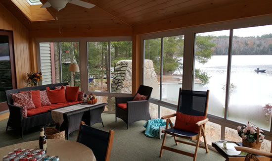 Otter Pond Home Interior Sunapee Nh